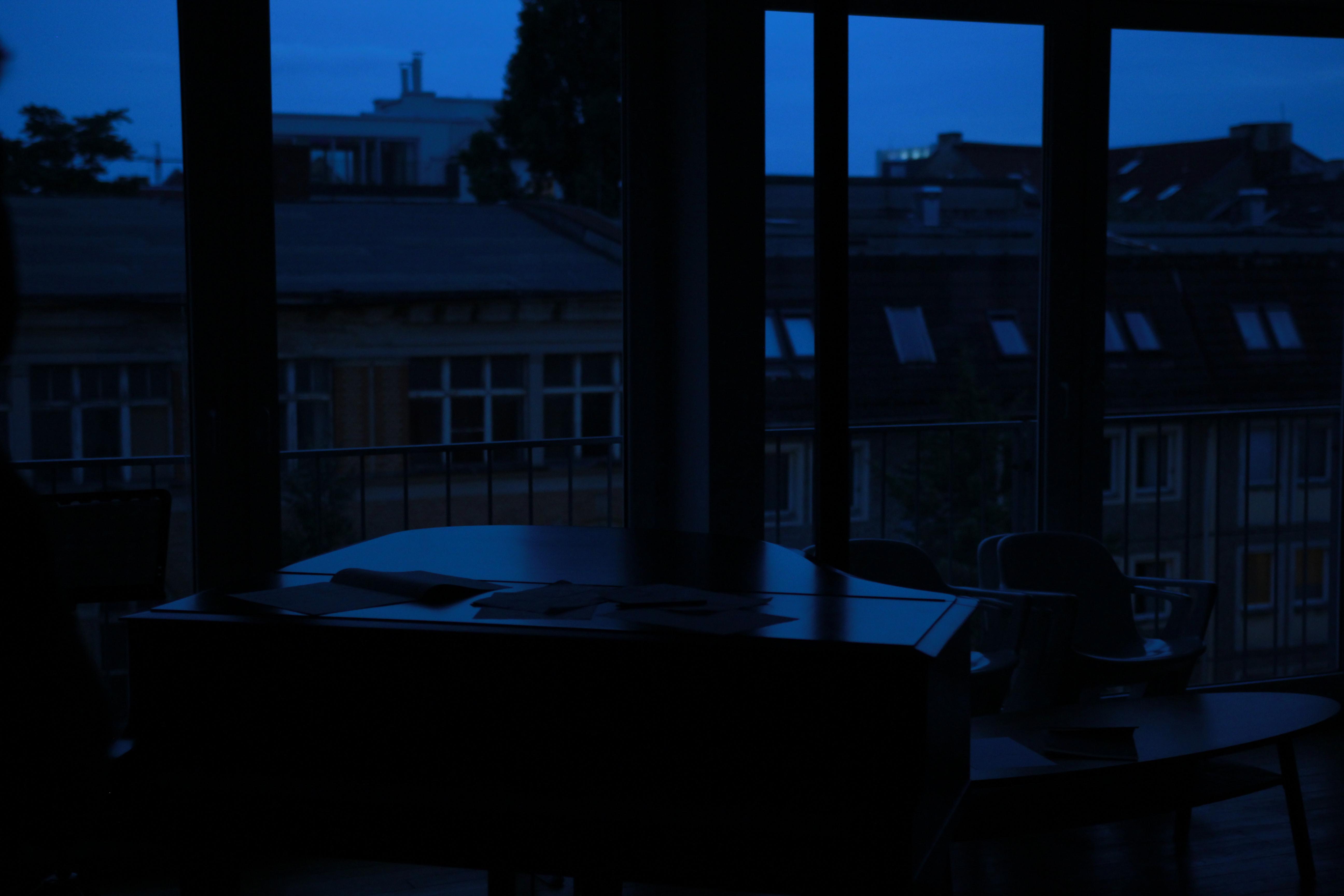 Night apartment